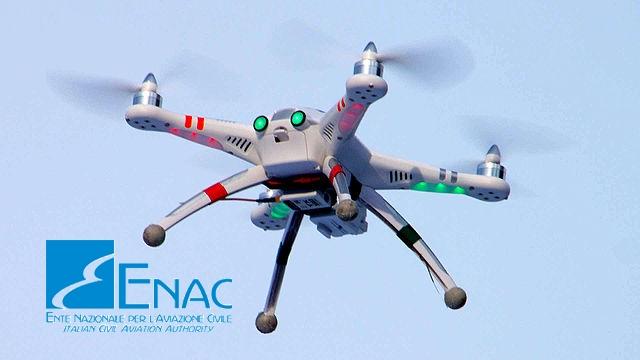 regolamento droni enac -2
