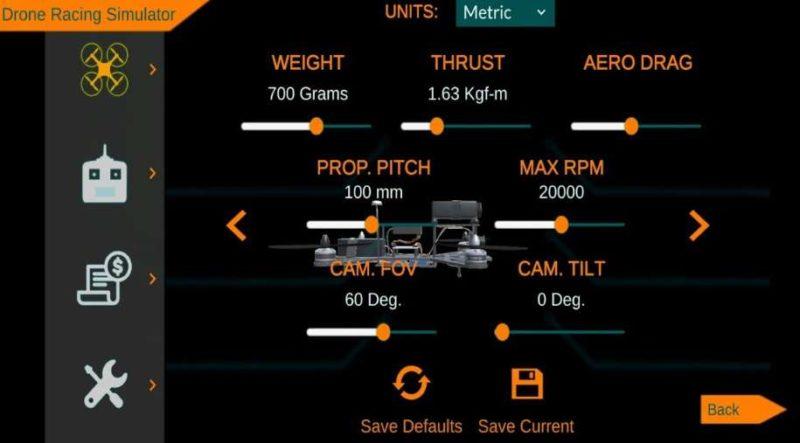 simulatore drone gratis-drone racing simulator