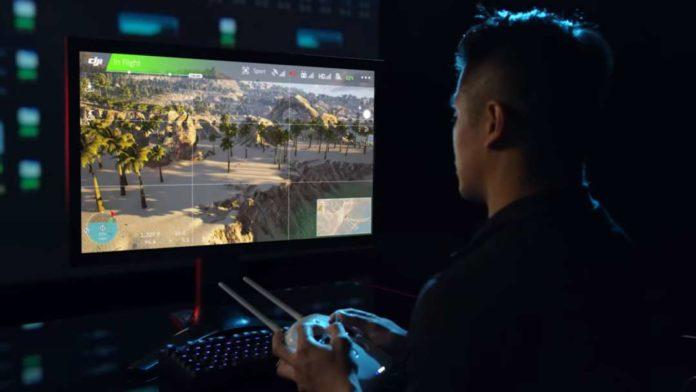 simulatore drone online-migliori