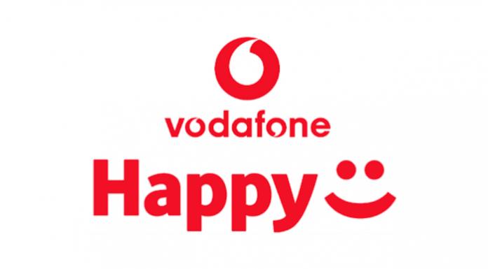 vodafone happy friday oggi