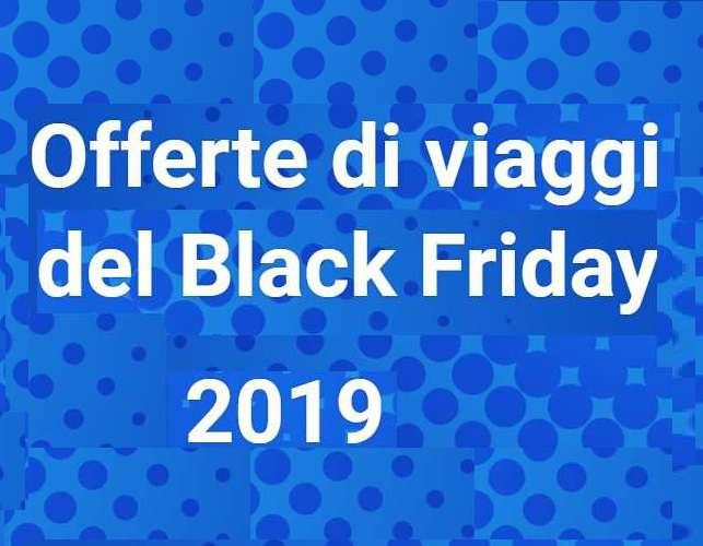 voli black friday-offerte