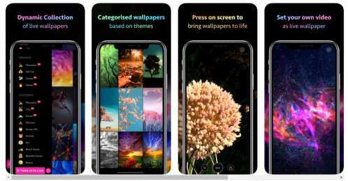 App per migliori sfondi iPhone X-10000 wallpapers