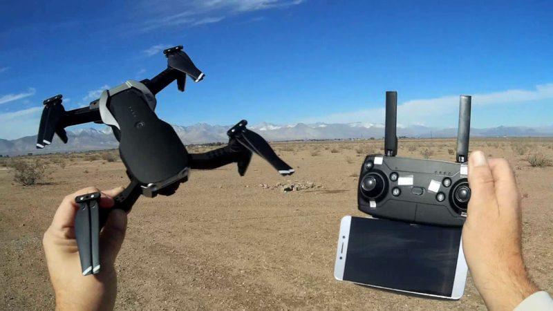 migliore drone tascabile 2020 -2