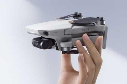 Migliori Droni sotto i 250 grammi-dji mini 2