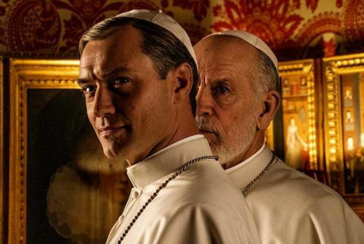 Serie TV 2020 Sky-the new pope 2