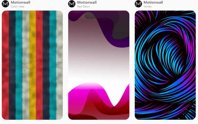 Siti per migliori Sfondi iPhone X-motionwall