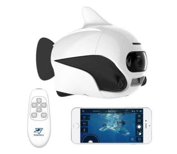 biki drone subacqueo professionale senza fili