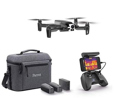 migliori droni 4k 2020-parrot anafi