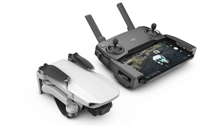 migliori droni sotto i 250 grammi-mavic mini