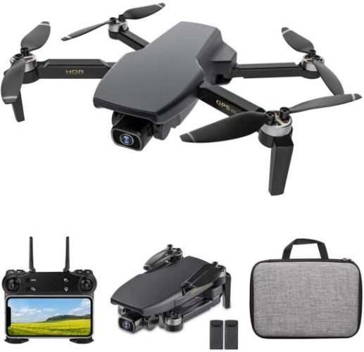 migliori droni sotto i 250 grammi-zlrc gps