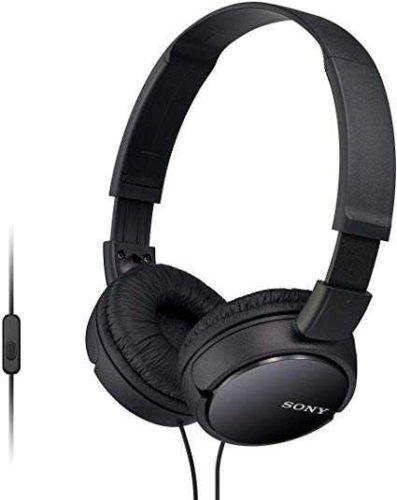 regali tecnologici 100 euro-Cuffie Sony MDR-ZX110AP