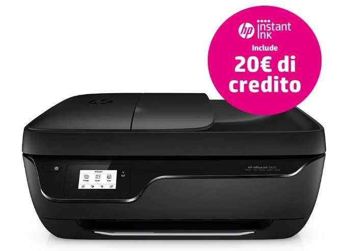 regali tecnologici 50 euro-stampante hp