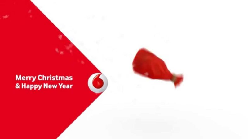 vodafone happy christmas -2