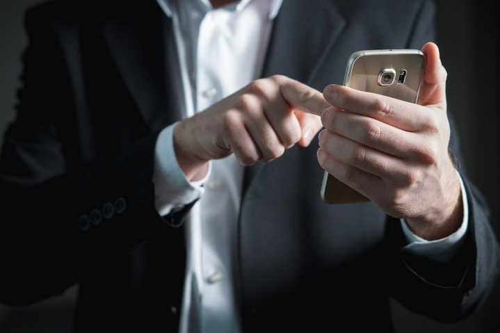Cristalli Liquidi dello Smartphone Danneggiati-2