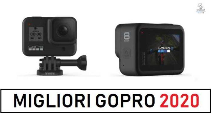 Migliori GOPRO 2020