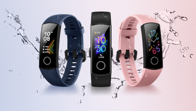 honor band 5 recensione -2