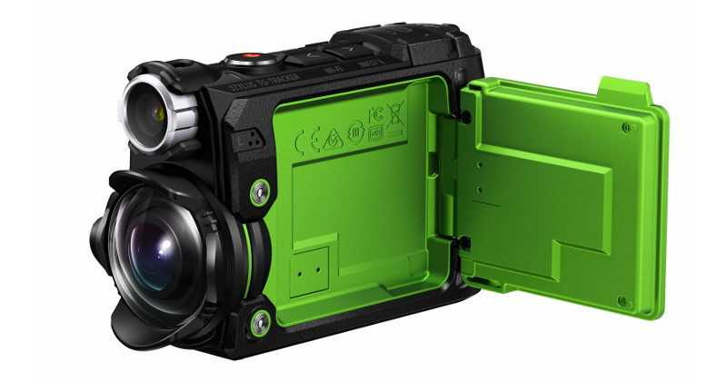 migliori action cam per moto-Olympus-TG-Tracker-1-1