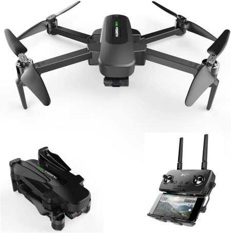 migliori droni sotto i 400 euro-hubsan zino pro