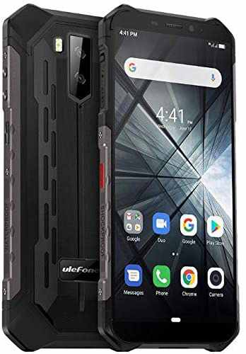 migliori rugged smartphone-ulefone armor x3