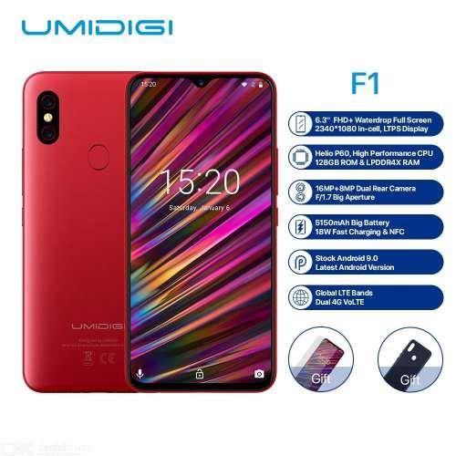 migliori smartphone sotto i 150 euro 2020-umidigi f1