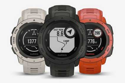 migliori smartwatch sotto i 300 euro-garmin instinct