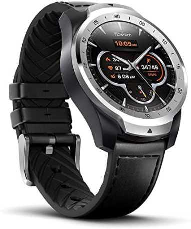 migliori smartwatch sotto i 300 euro-ticwatch pro