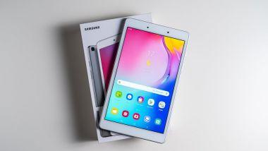 migliori tablet sotto i 200 euro 2020-samsung tab A8