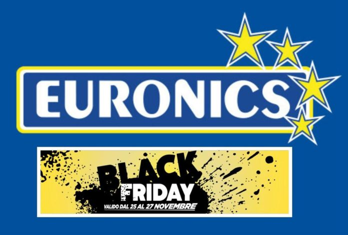 volantino euronics black friday