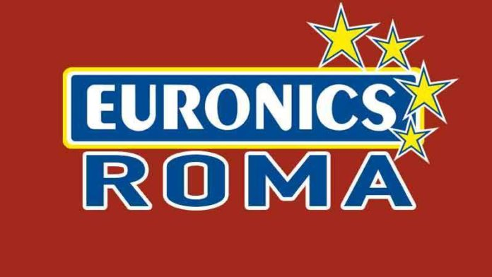 volantino euronics roma