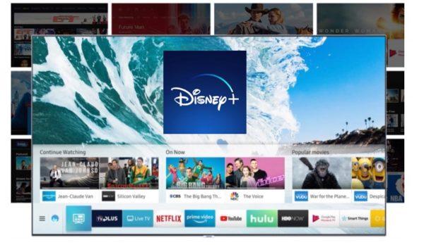 Come vedere Disney Plus in TV -2