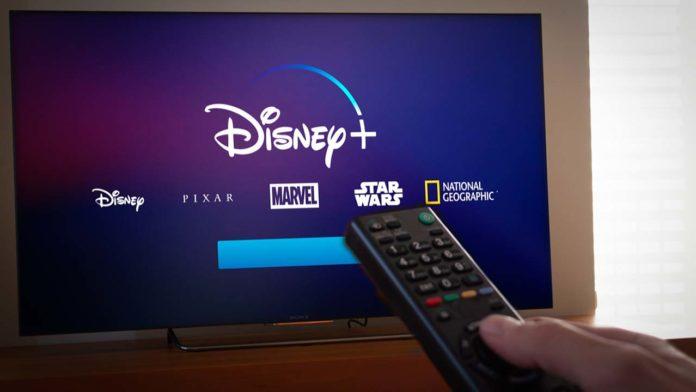 Come vedere Disney Plus in TV