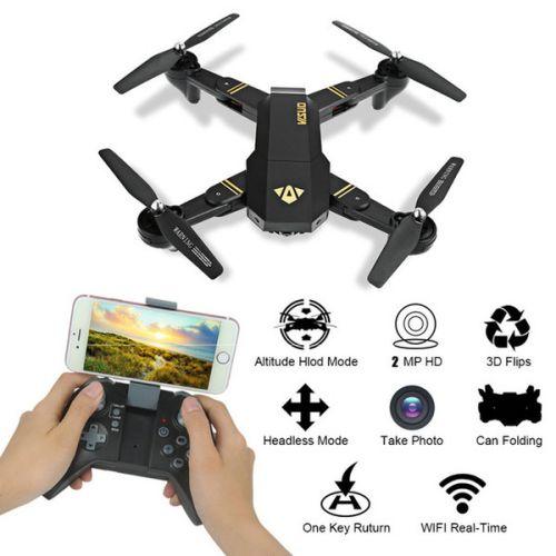 miglior drone giocattolo-Visuo Tianqu