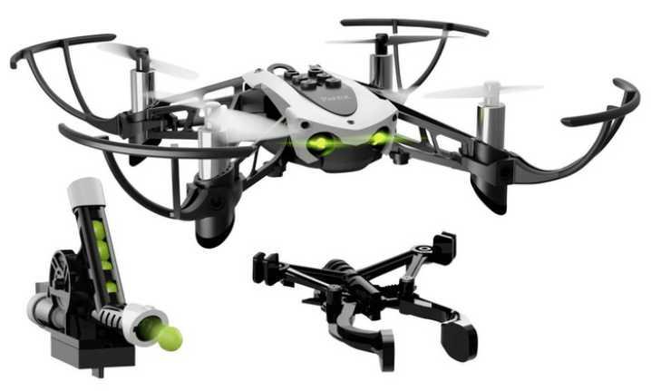 miglior drone giocattolo-parrot mambo