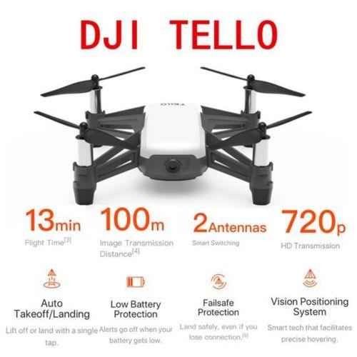 migliori droni sotto i 200 euro-dji tello