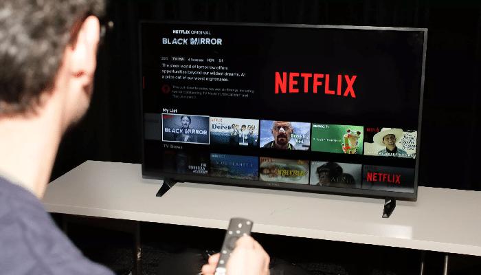 Come cambiare account Netflix su Smart TV   Salvatore ...