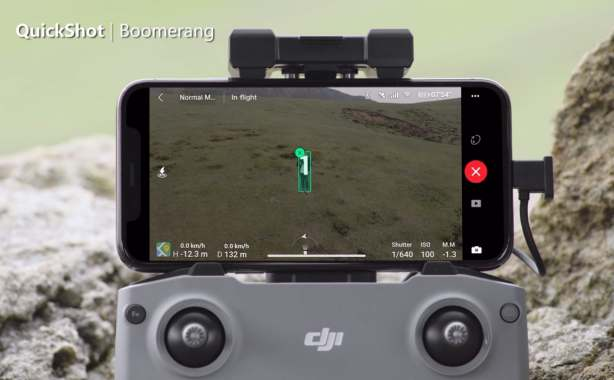 Come creare dei Filmati Cinematografici con DJI Mavic Air 2