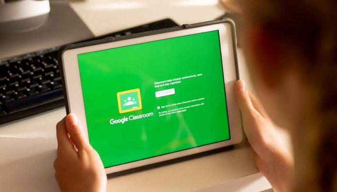 come funziona google classroom
