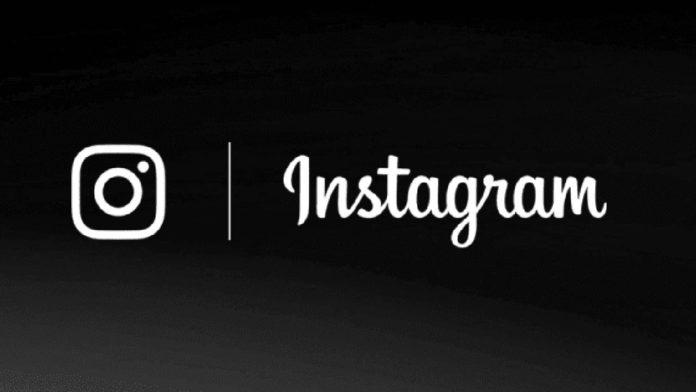 come avere instagram nero