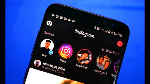 come togliere instagram nero -2