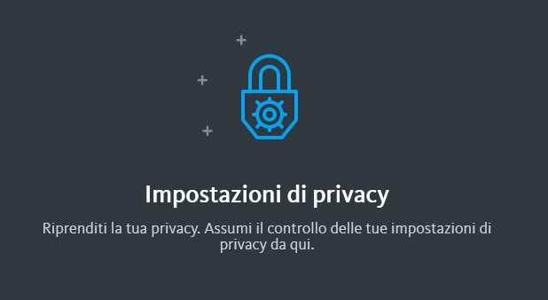 recensione avira prime 2020-privacy