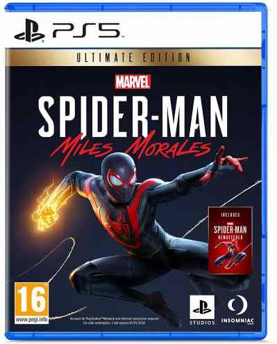 migliori esclusive ps5-spider man