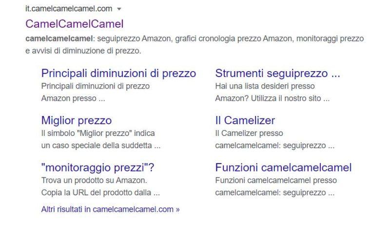 come sapere quando Amazon abbassa i prezzi 2