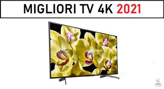 Migliori Televisori 4K 2021