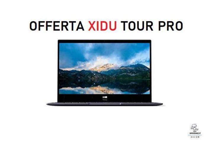 Offerta Xidu TOUR PRO Amazon