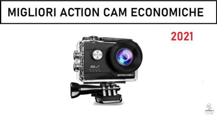 migliori action cam economiche 2021