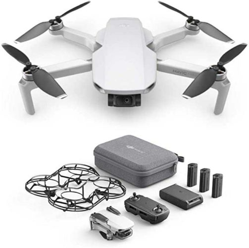 migliori droni con telecamera-mavic mini