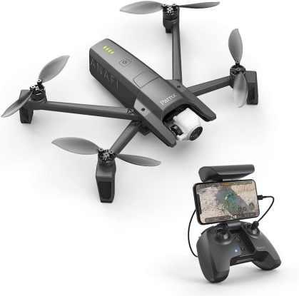 migliori droni pieghevoli 2021-parrot anafi
