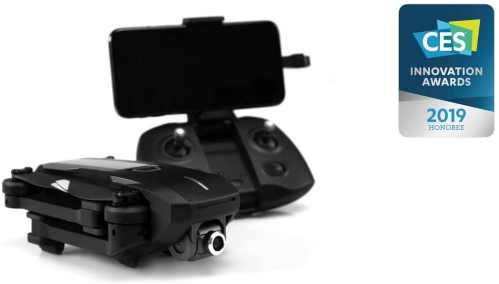 migliori droni pieghevoli 2021-yuneec mantis q