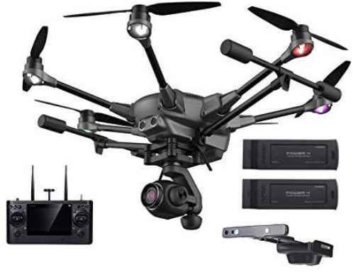 migliori droni professionali 2021-yuneec typhoon h plus