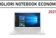 migliori notebook economici 2021